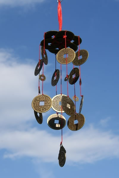 Chinese Coin Wind Chime The Wind Chime Shop Limited