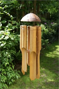Classic Bamboo  Wind Chime
