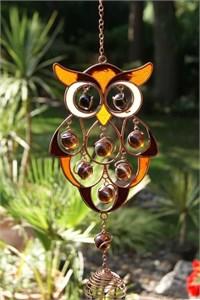 Tawny Owl Wind Chime