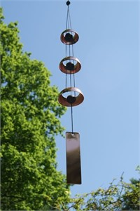 Woodstock Temple Bells, Copper Trio