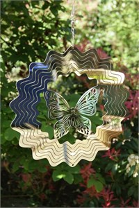 Butterfly Wind Spinner (8 inch)
