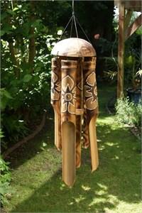 Jeomi Bamboo Wind Chime
