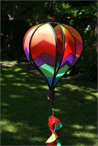 Standard Hot Air Balloon Spinner, Spectrum
