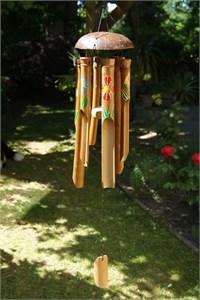 Samarinda Bamboo Wind Chime