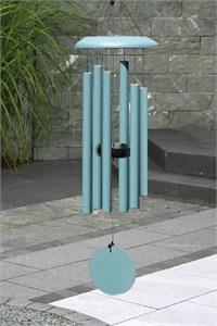 Corinthian Bells, 27 inch,  Patina Green