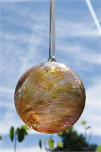 November Birthstone Ball, Topaz