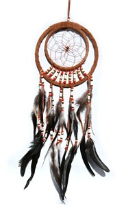 Pocohontas Dream Catcher, tan