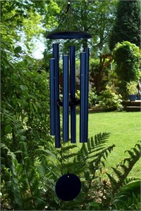 Corinthian Bells, 36 inch, Midnight Blue