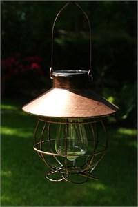 Copper Marine Solar Lantern
