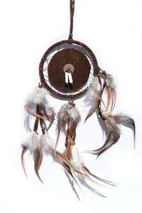 Arapaho Dream Catcher, chocolate