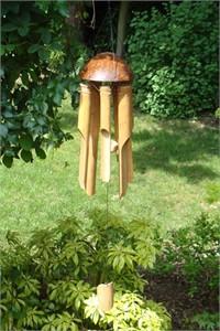 Jambi Bamboo Wind Chime