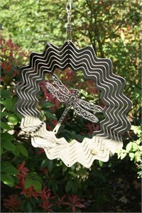 Dragonfly Windspinner (8 inch)