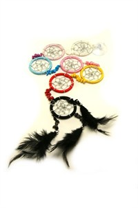 Chakra Chain Dream Catchers (4.5 cm)