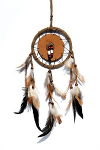 Arapaho Dream Catcher, tan