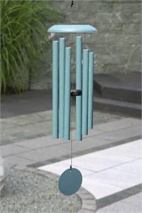 Corinthian Bells, 36 inch, Patina Green