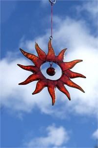 Sunburst Suncatcher, small