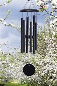 Corinthian Bells, 27 inch,  Black