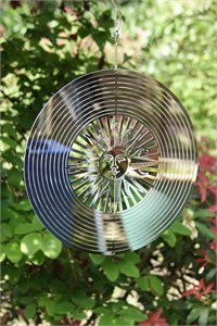 Sunface Windspinner (8 inch)