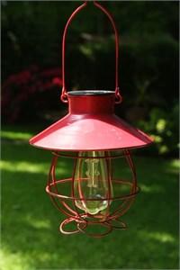 Red Marine Solar Lantern