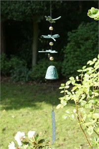 Woodstock Dragonfly Windbell