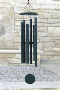 Corinthian Bells, 50 inch, Green