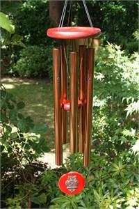 Woodstock Habitats Wind Chime:  Owl