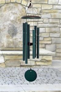 Corinthian Bells, 30 inch, Green
