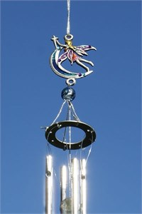 Fairy Wind Chime, Moon