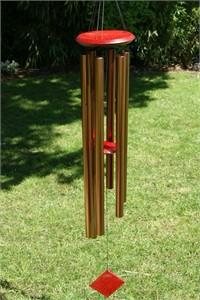 Woodstock Chimes of Neptune, bronze