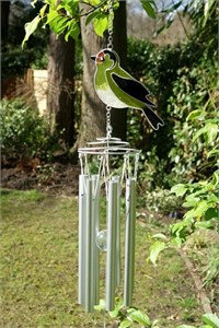 British Birds:  Finch Wind Chime