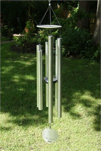 Nature's Melody 42 inch Aureole Tunes, Silver