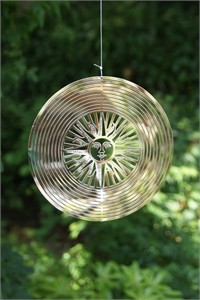 Sunface Wind Spinner (5 inch)