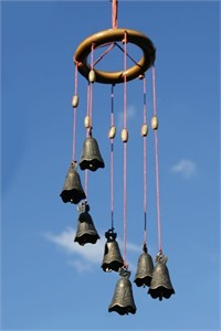 Guan Yin Bell Wind Chime