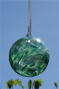 May Birthstone Ball, Emerald