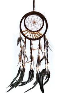 Pocohontas Dream Catcher, dark chocolate