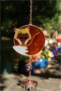 Fox Wind Chime