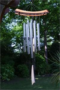 Woodstock Healing Wind Chime