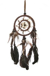 Hopi Dream Catcher, chocolate
