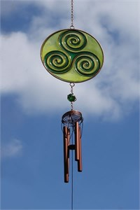 Triskele Wind Chime