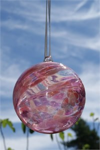 October Birthstone Ball, Pink Tourmaline