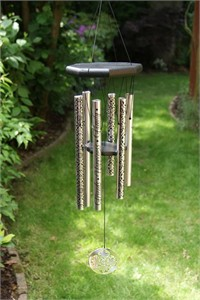 Family Friends Home Wind Chime