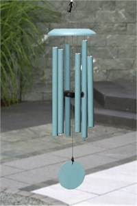 Corinthian Bells, 30 inch, Patina Green