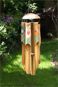 Hanada Bamboo Wind Chime