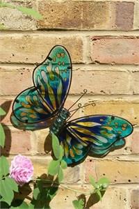 Blue Butterfly Wall Art