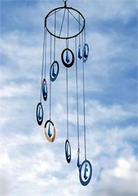 Spiral Sparkler with Ovals
