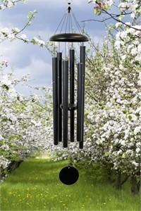 Corinthian Bells, 44 inch, black