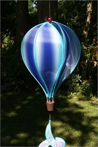 Large Hot Air Balloon Spinner, Chill