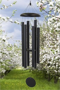 Corinthian Bells 56 inch, Black