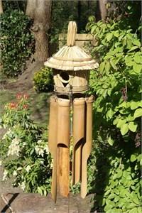 Sendai Birdhouse Wind Chime, large