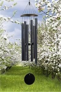 Corinthian Bells, 36 inch, Black